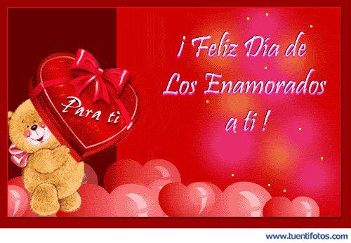 Amor de Feliz Día De Los Enamorados