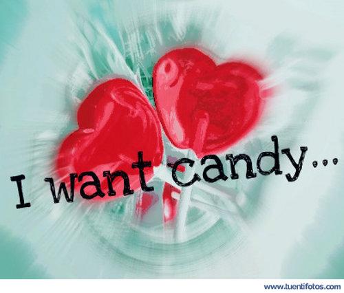 Amor de I Want Candy