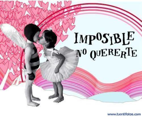 Amor de Imposible No Quererte