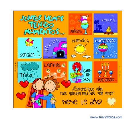 Textos de Juntos Hemos Pasado Momentos