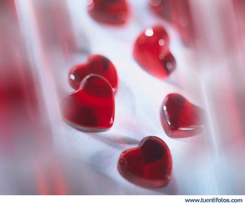 Amor de Lluvia De Corazones