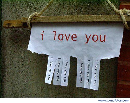 Amor de Oferta I Love You