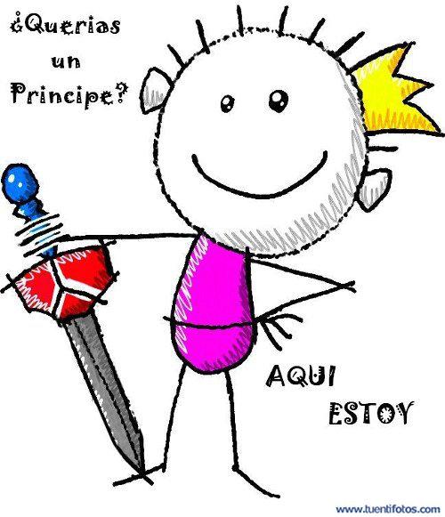 Frases de Querias un Principe?