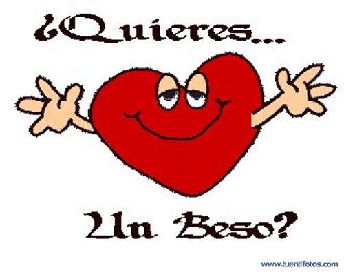 Amor de ¿Quieres Un Beso?