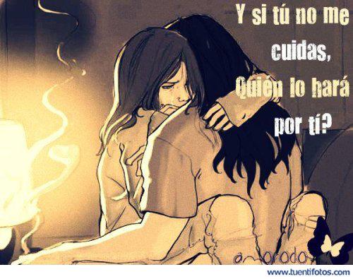 Amor de Si Tu No Me Cuidas