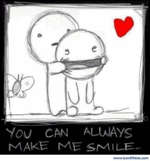 Amor de Siempre Me Haces Sonreir