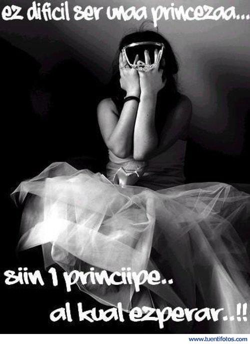 Desamor de Sin Un Principe Al Cual Esperar