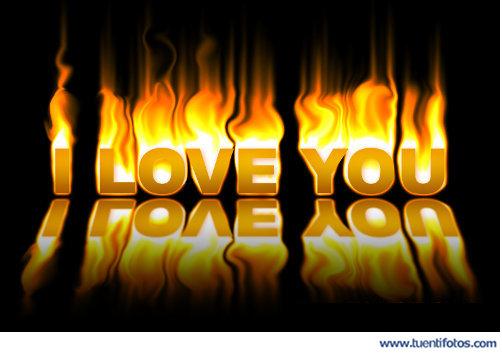 Frases de Te Quiero A Fuego