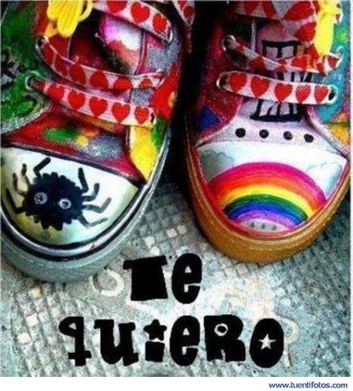 Amor de Te Quiero con Colores Tuneados