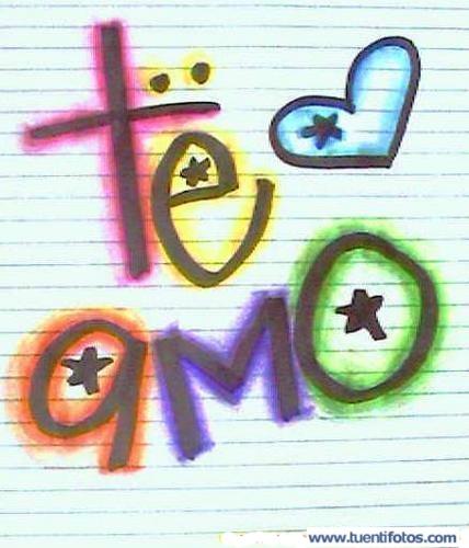 Amor de Te amo *