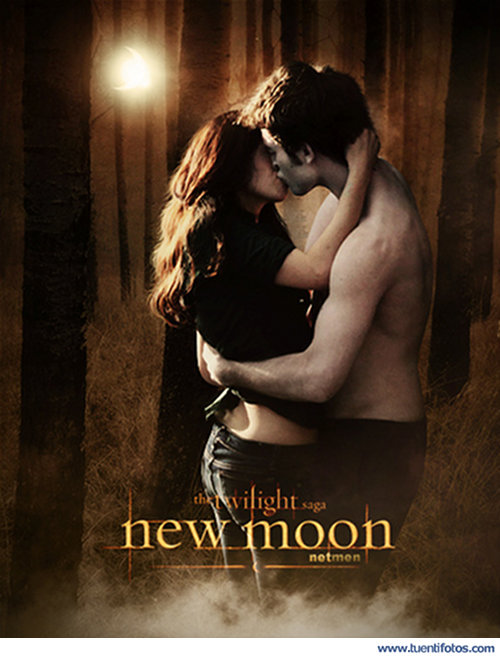 Románticas de Twilight New Moon