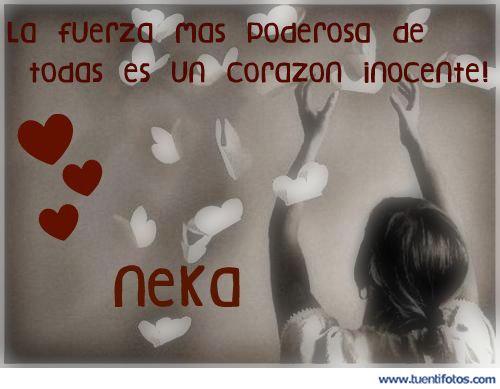 Frases de Un corazon Inocente