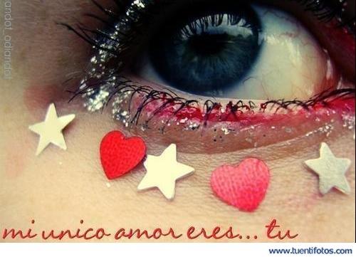 Amor de Único Amor Eres Tu
